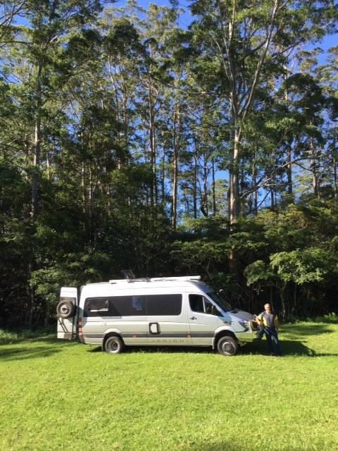 Robbindell campsite