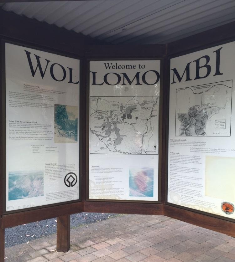 Wollomombi