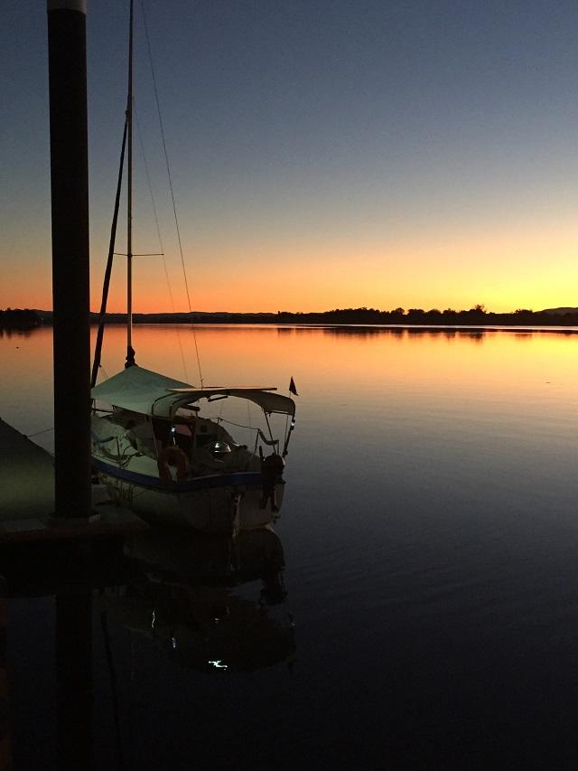 Another magic sunset.