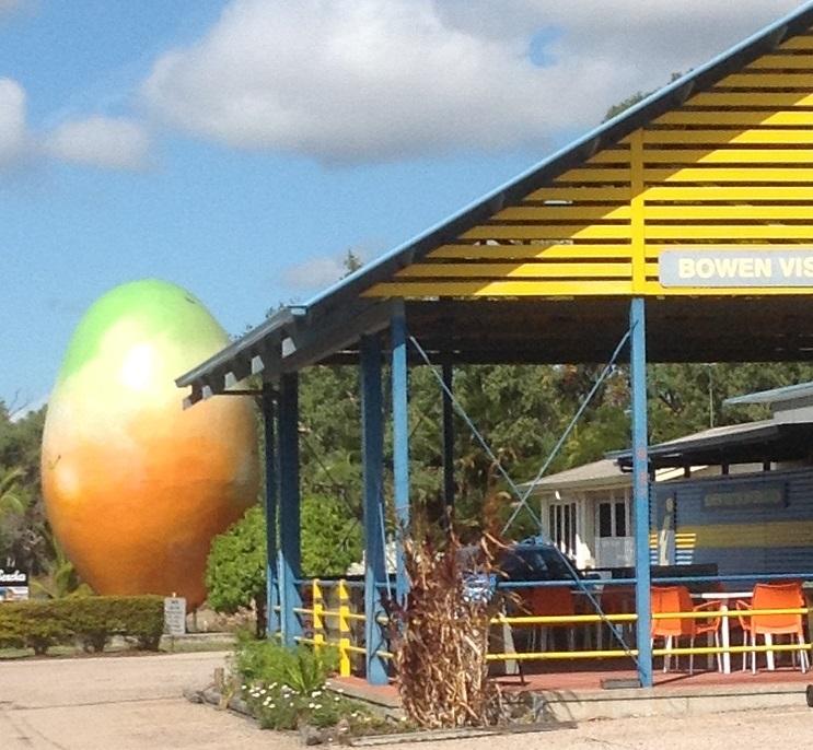 The Big Mango. Bowen, of course.