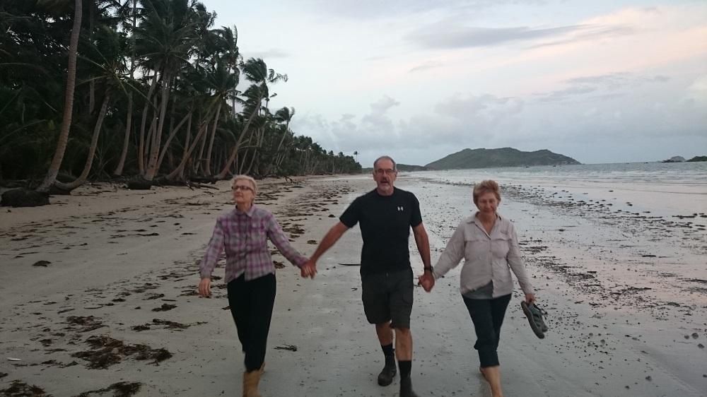 Exploring Chilli Beach
