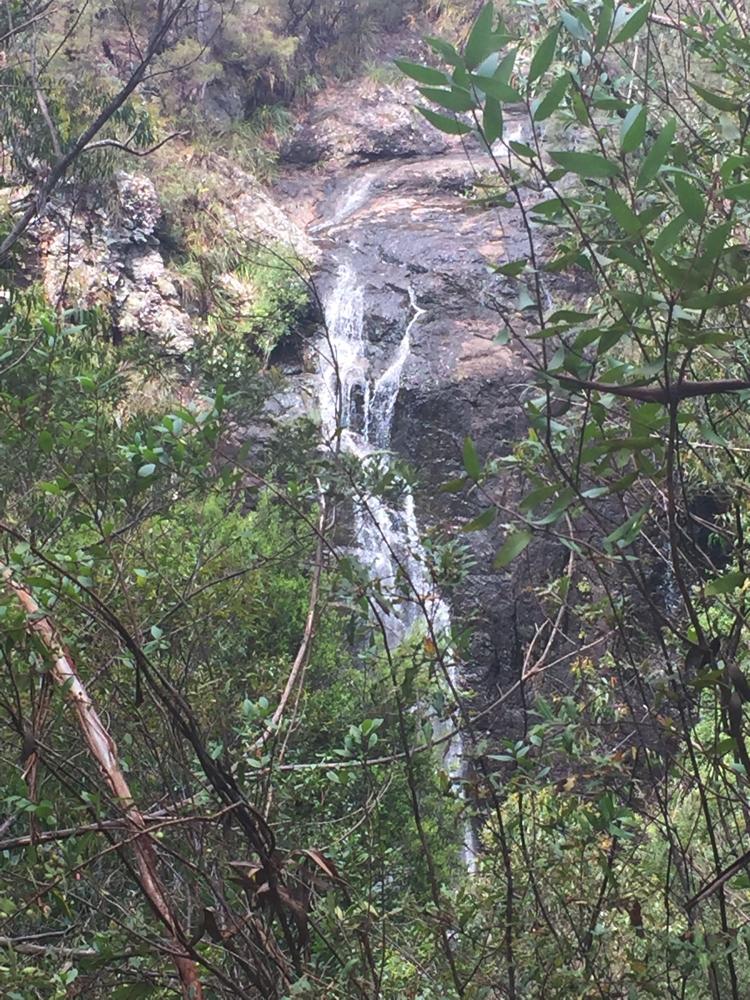 The 'big' Duffer Falls.