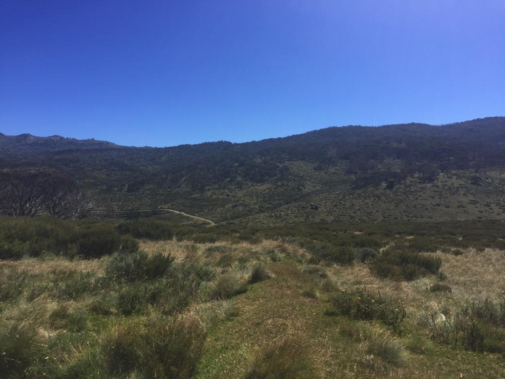 Bobs Ridge Track.