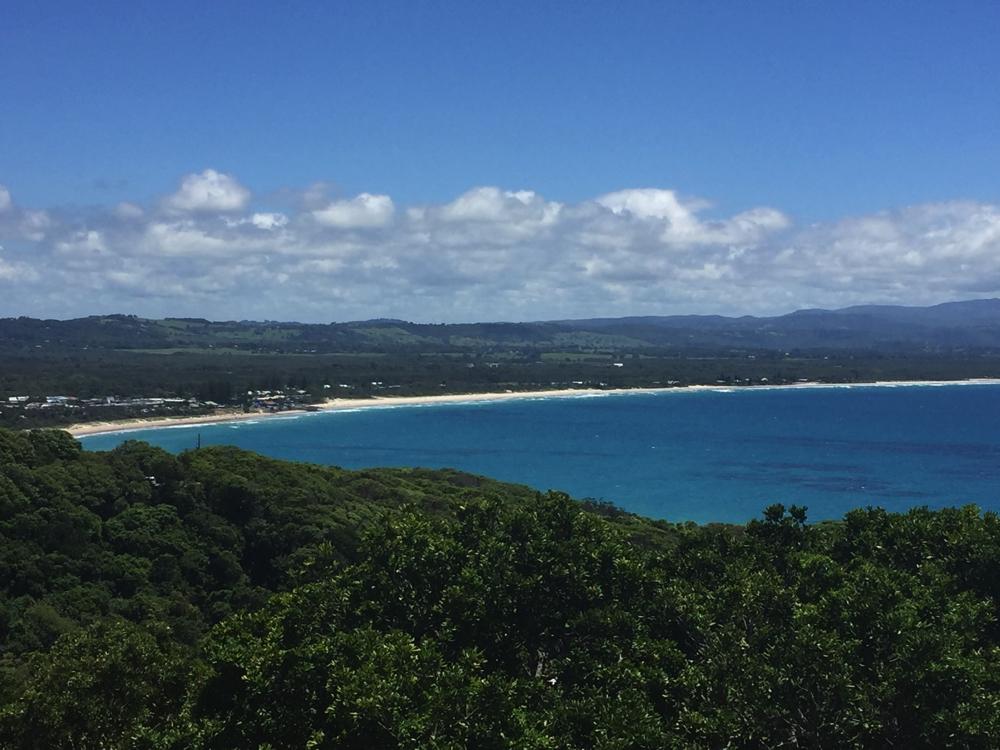 Beautiful Byron Bay.