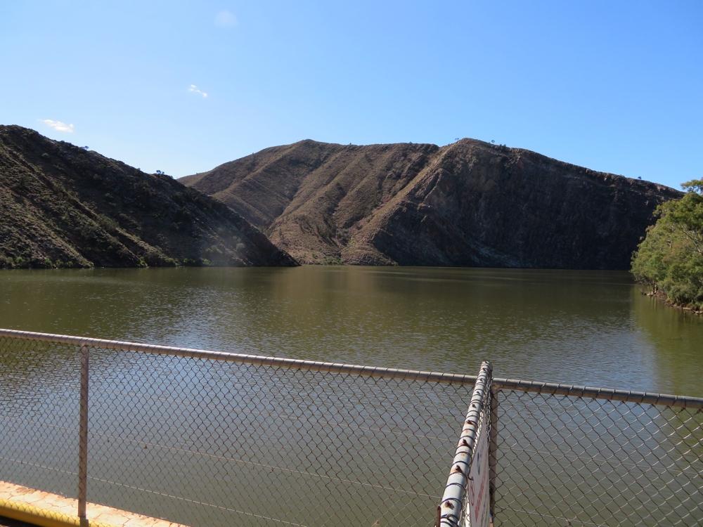 Aroona Dam.