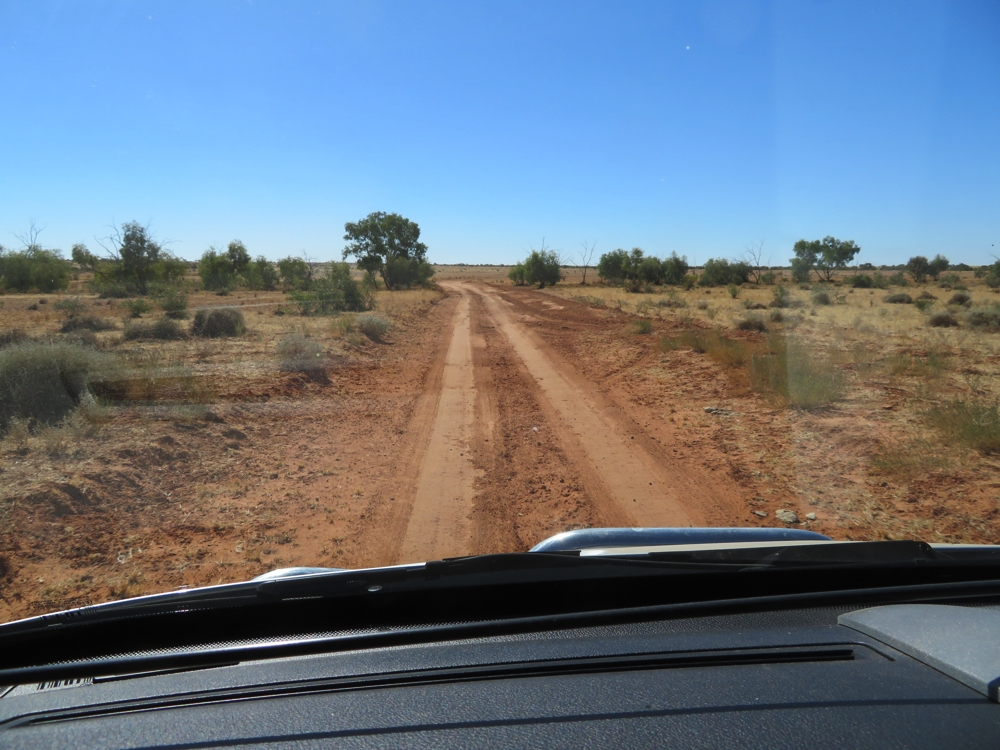 The road to Dalhousie