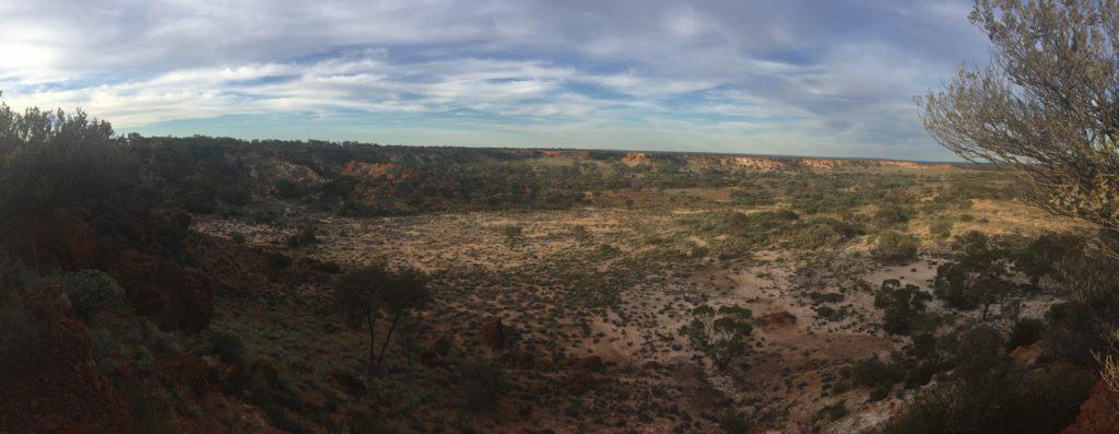 Giles Breakaway panorama.