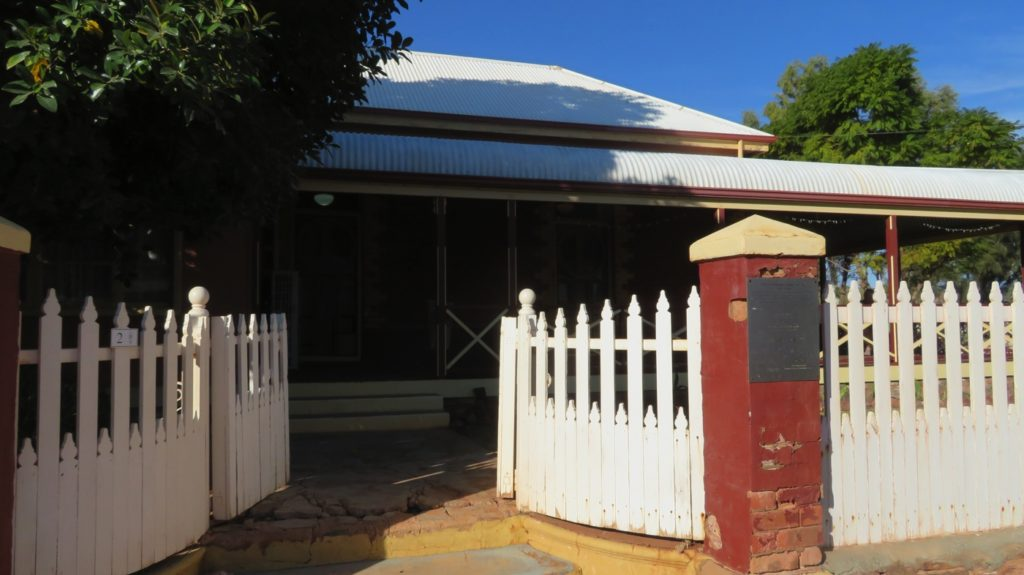Hoover House, Gwalia.