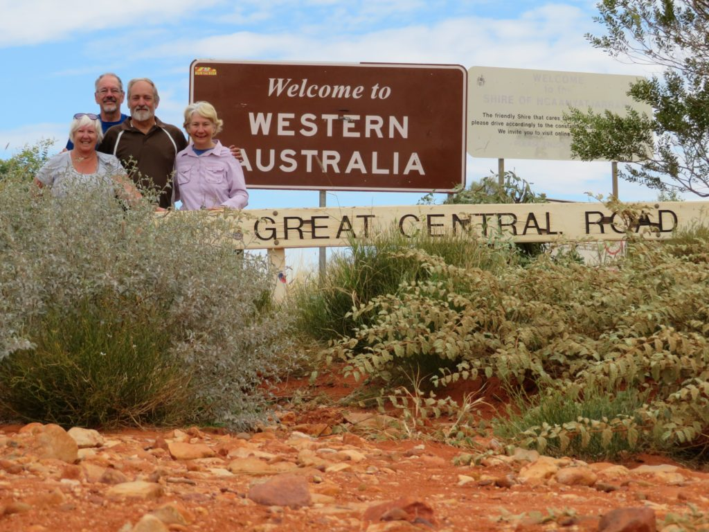 Thanks Western Australia. We're happy to be here.