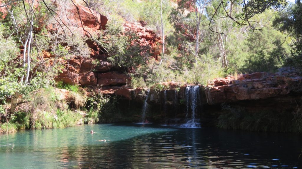 Ferm Pool, Dales Gorge.
